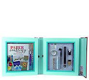 Spicebox Art School Paper Crafting Kit - T130886
