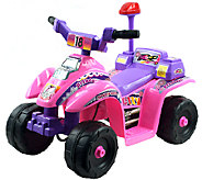 Lil Rider Princess 4 Wheel Mini ATV 6V Ride-On - T127187