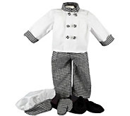 The Queens Treasures 18 Doll Chefs CompleteOutfit - T128987