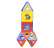 Magformers Paw Patrol 36-Piece Pull-Up Pup Set - T128797