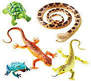 Learning Resources Jumbo Reptiles & Amphibians - T128499