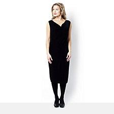 Outlet Kim & Co Glitter Sleeveless Dress