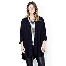 Join Clothes Edge to Edge Kimono Sleeve Cardigan
