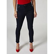 Kim & Co Power Stretch Fly Front Slim Leg Regular Jeans
