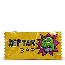 Danielle Nicole Rugrats Reptar Bar Clutch Bag