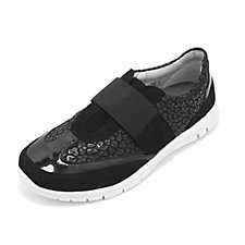 Vitaform Stretch and Velvet Goat Leather Trainer