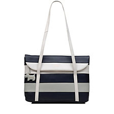 Radley London Syon Park Medium Leather Flap Over Tote Bag