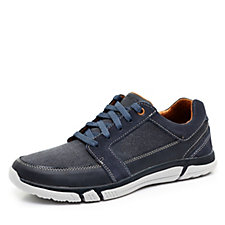 20557074dac0 Skechers Men s Edmen Ristone Low Profile Lace Up Trainer