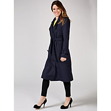 Centigrade Belted Trench Coat