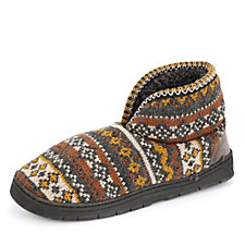 Muk Luks Mark Men's Slipper Boots In Box