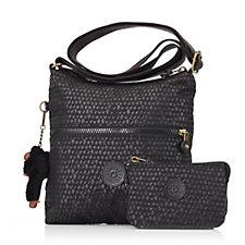 Kipling Zamor Premium Crossbody Bag and Pouch Gift Set Box