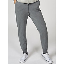 MarlaWynne Brushed Double Knit Slouch Trousers