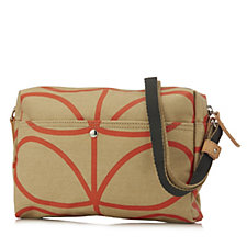 Orla Kiely Giant Linear Stem Small Crossbody Bag