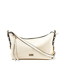 Aimee Kestenberg Ina Leather Convertible Shoulder Bag