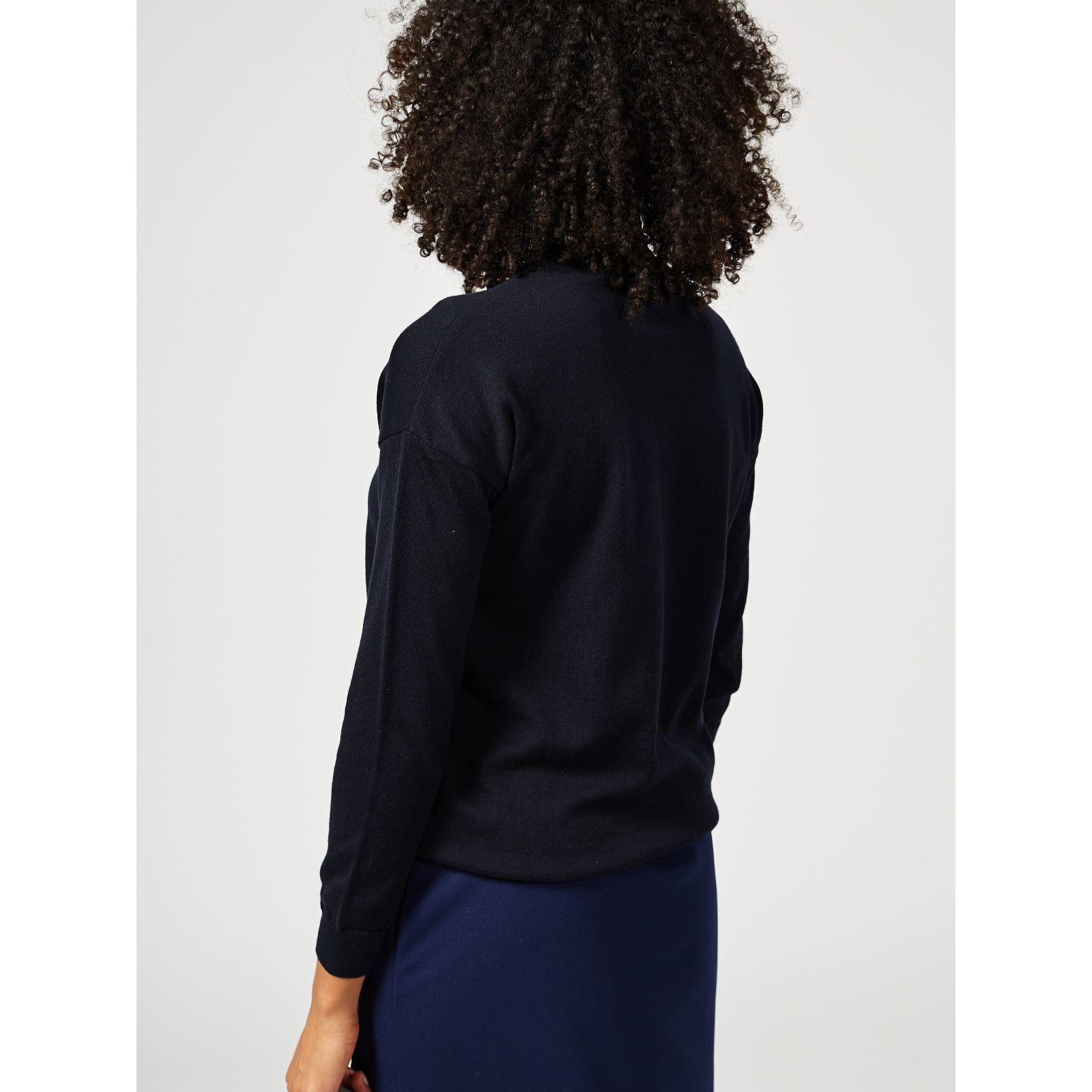 Ben de Lisi Knitted Ella Jumper - QVC UK 0df1592ce