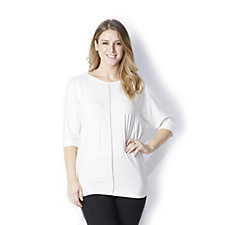 Asquith 'Be Grace' Soft Jersey Dolman Sleeve Top