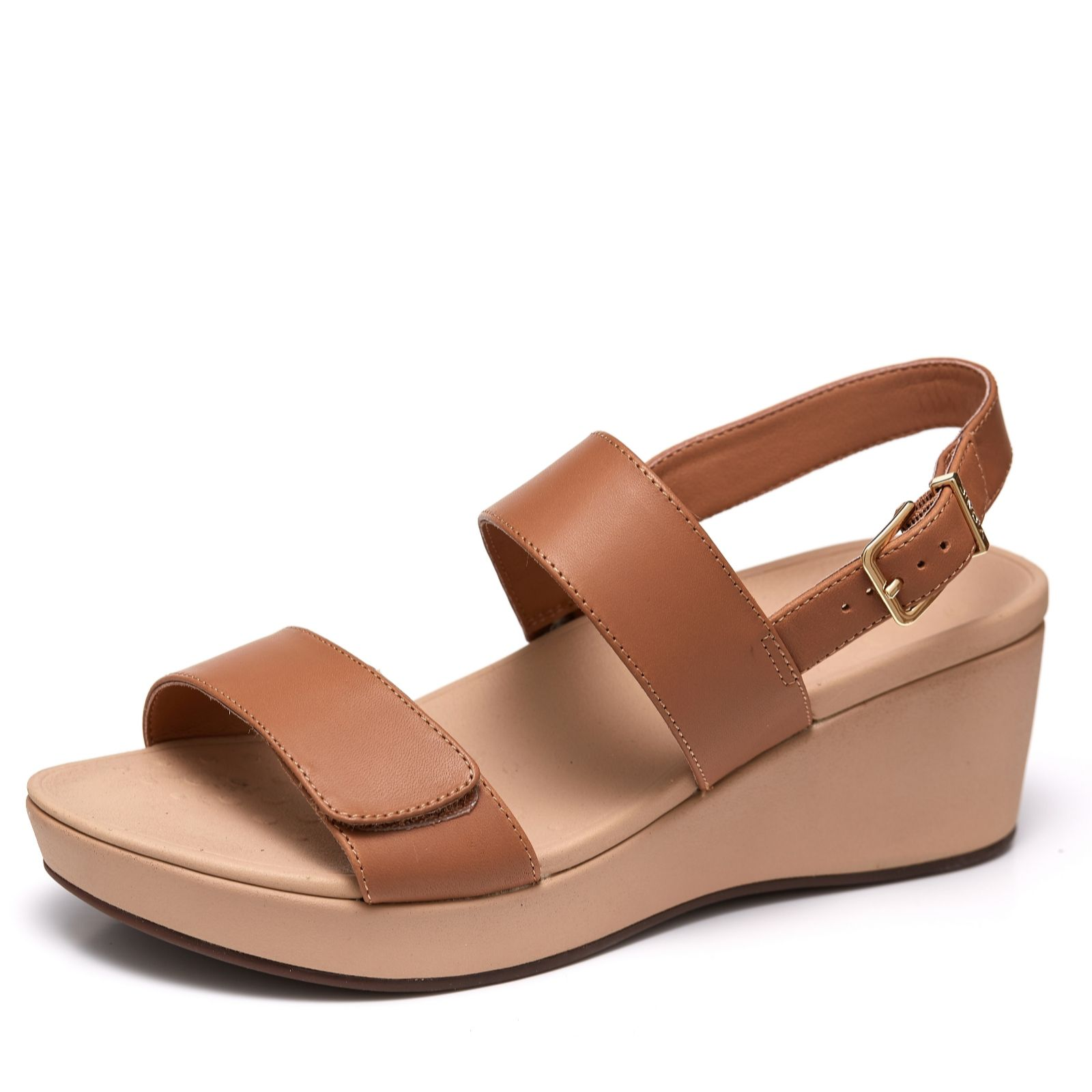 get online top fashion shopping Vionic Orthotic Atlantic Lovell Wedge Sandal w/ FMT Technology ...