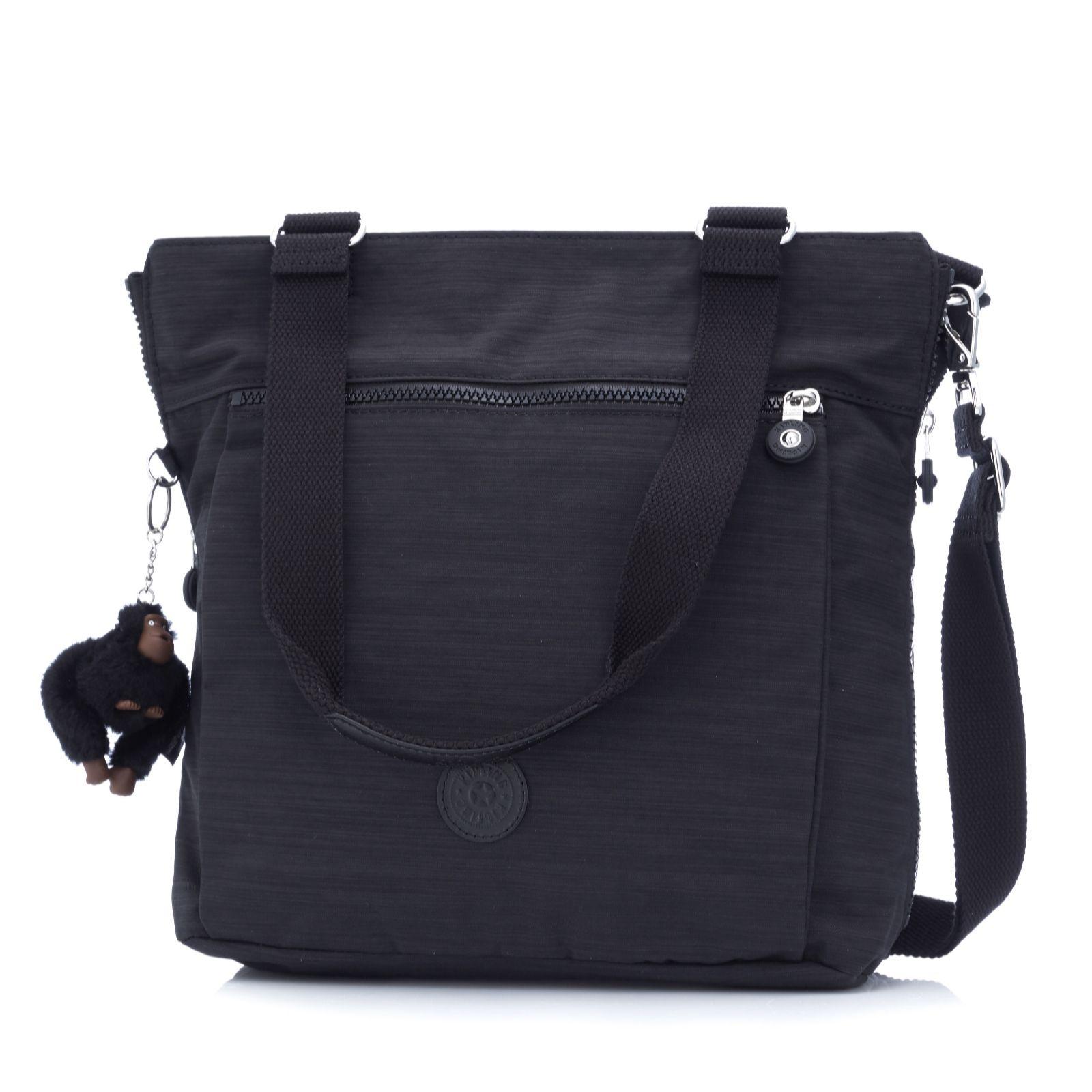 Kipling Donover Premium Medium Zip Top Crossbody Bag