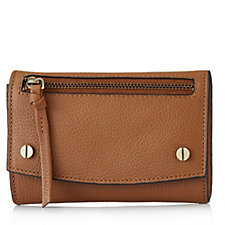 Amanda Lamb Leather Small Wallet