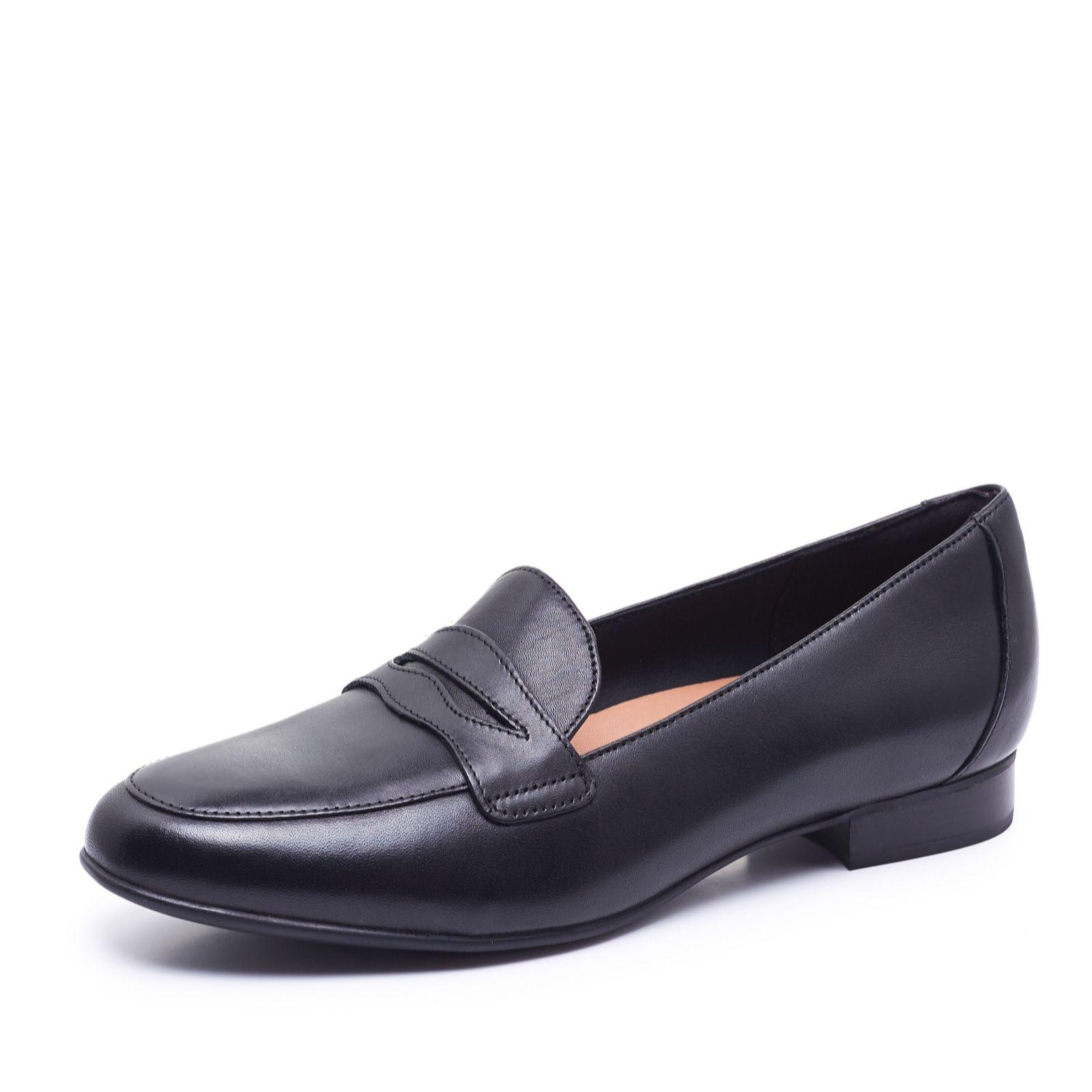 17e88a83613 Clarks Un Blush Go Unlined Loafer Standard Fit - QVC UK