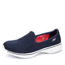 Skechers GOwalk 4 Propel Air Mesh Slip On Shoe