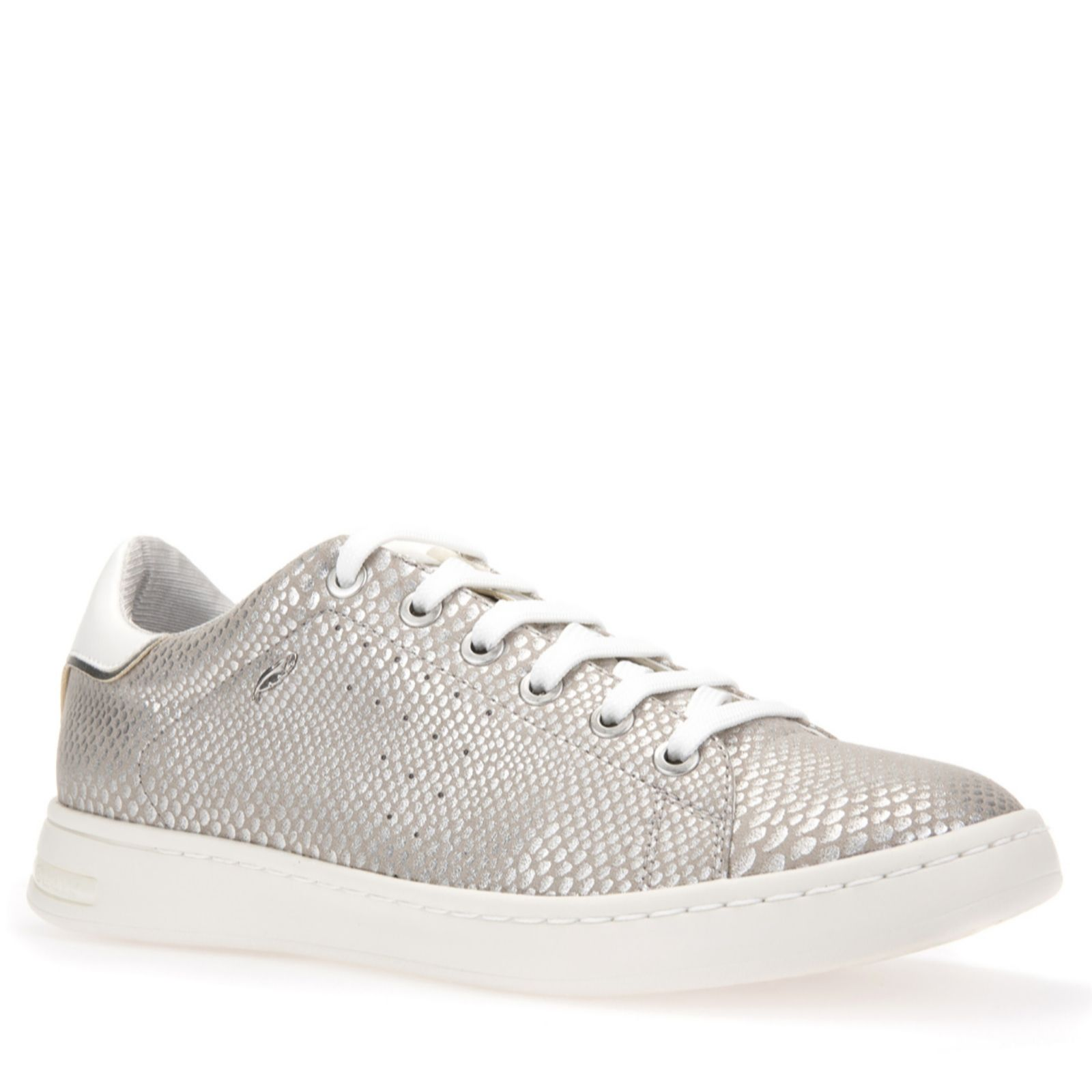 Geox Jaysen Lace Up Trainers - QVC UK ac755e797bd