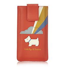 Radley London Ray Of Sunshine Leather iPhone 6 Case