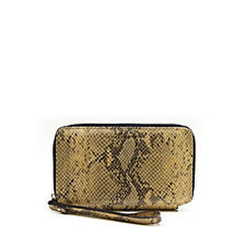Aimee Kestenberg Dhena Leather Zip Wallet