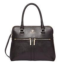 Modalu England Classic Pippa Vachetta Leather Handbag