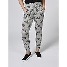 Anybody Printed Hacci Joggers