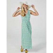 Together Geo Print Maxi Dress