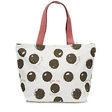 Radley London Moon Dots Canvas Tote Bag