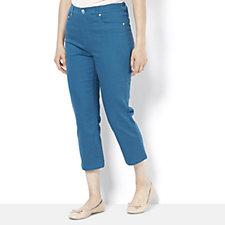 C. Wonder 5 Pocket Cropped Slim Jean