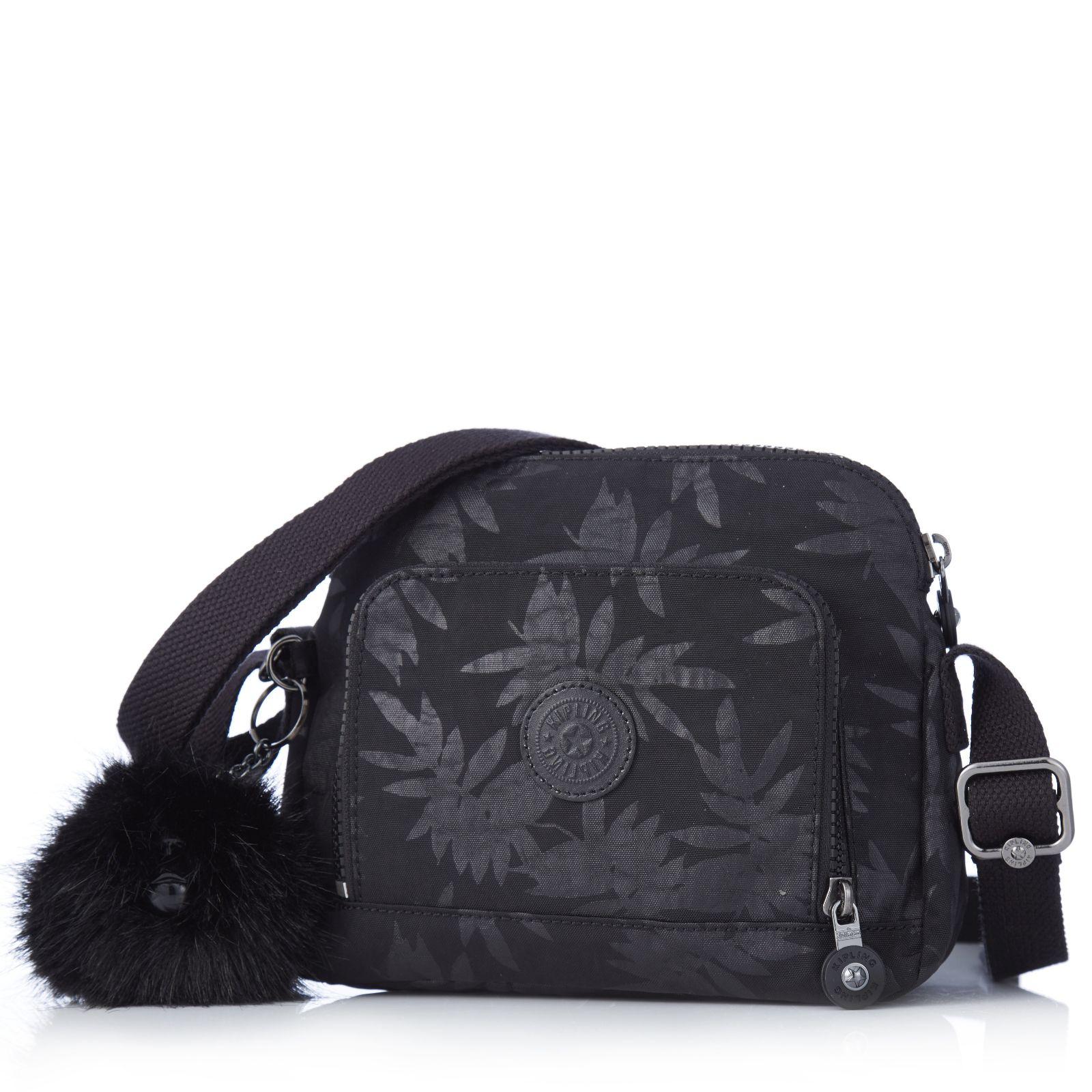 Kipling Wiske Premium Small Crossbody Bag Adjustable Strap Qvc Uk