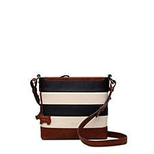 Radley London Babington Stripe Medium Crossbody Bag