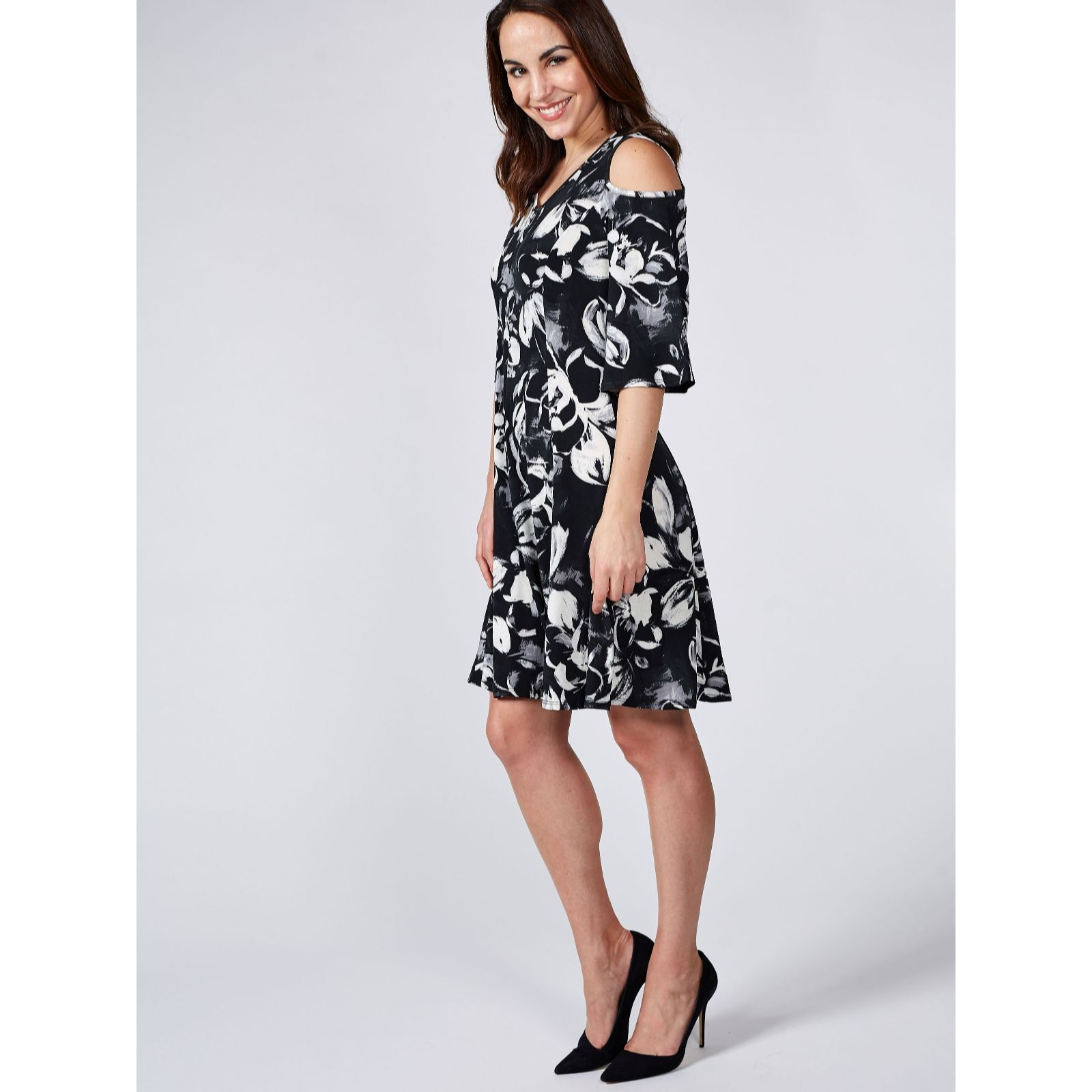 Women's Clothing Clothing, Shoes & Accessories Ask Grace Size 10 Sleeveless Floral Dress With Pockets