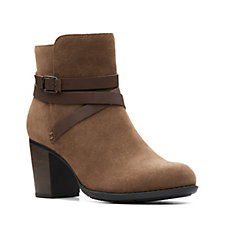 Clarks Enfield Coco Ankle Boot Standard Fit
