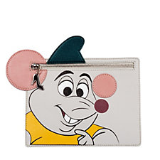 Disney Danielle Nicole Gus Gus Pouch