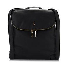 Ashwood Leather Zip Around Backpack