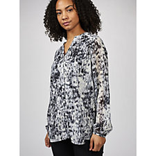 Together Printed Blouse