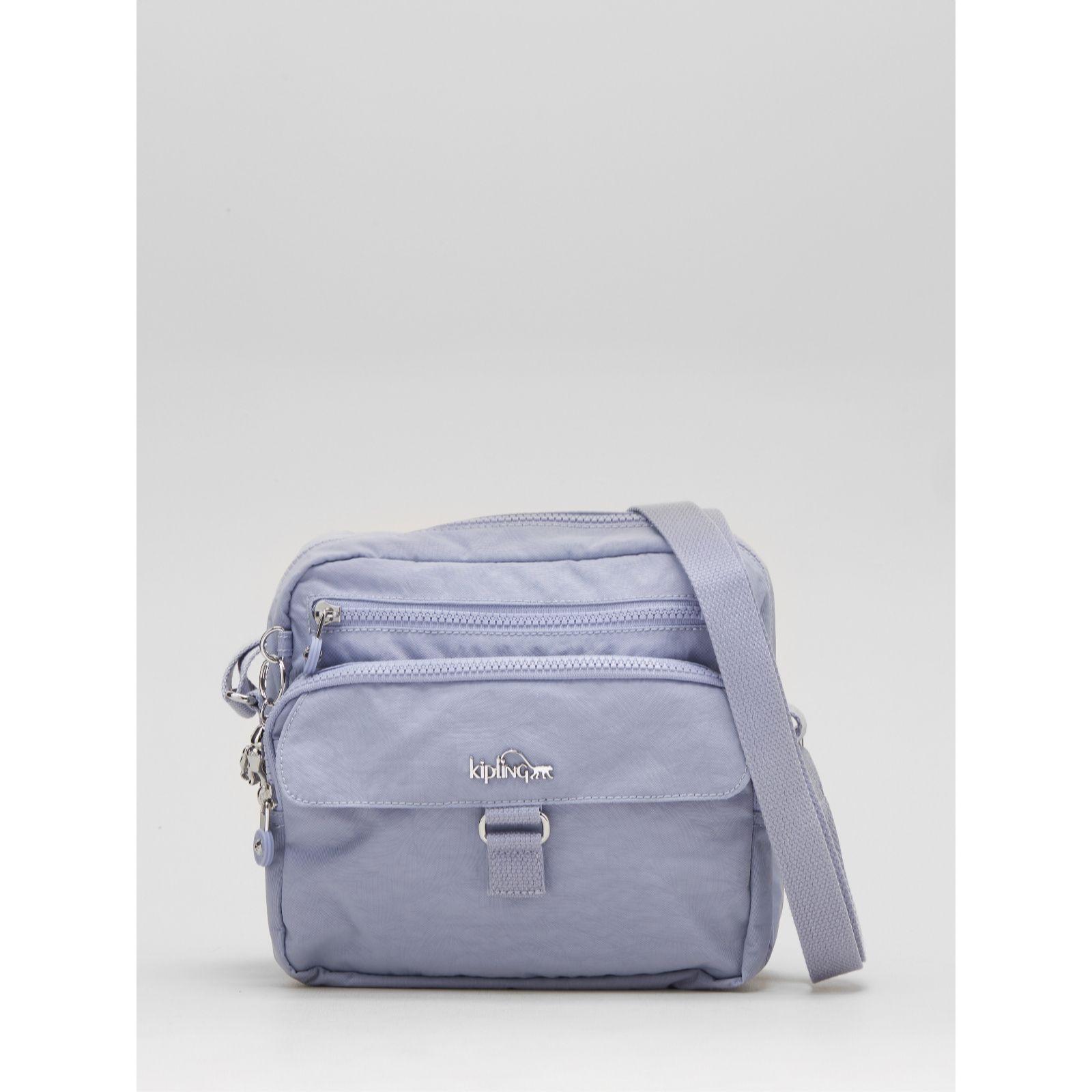 b7acf98e4 Kipling Donover Premium Medium Zip Top Crossbody Bag - Page 1 - QVC UK