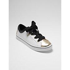 Skechers Street Hi Lite Metallic Toe Colour Block Fat Lace Sneaker