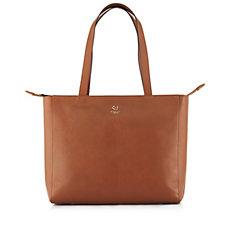 Radley London Greyfriars Gardens Large Leather Zip Top Tote Bag
