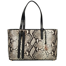 Amanda Wakeley The East West Dean Large Leather Tote Bag