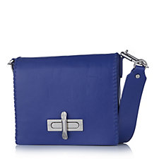 Amanda Wakeley The Costello Leather Shoulder Bag