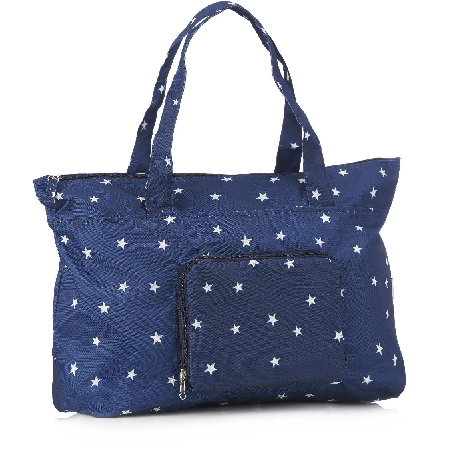 0706aa5fb2 Mia Tui Alex Folding Travel Bag - QVC UK