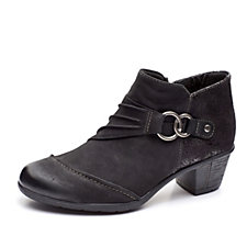 Earth Spirit Tampa Ankle Boot with Buckle Detail