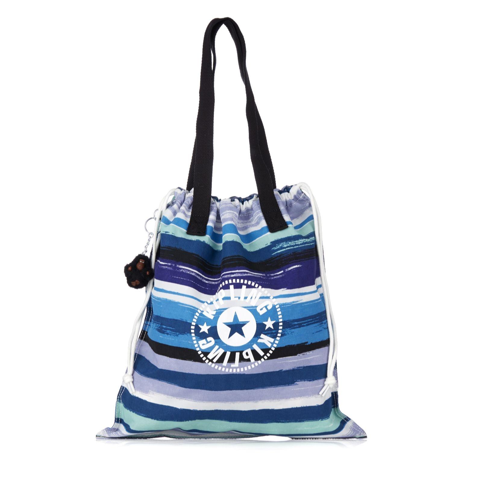 ec735242d9 Kipling New Hip Hurray Shopper Bag - QVC UK