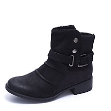 Earth Spirit Clarksville Ankle Boot with Buckle