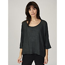 Join Clothes Textured Short Tunic